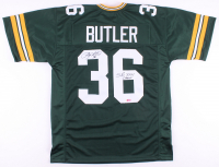 """LeRoy Butler Signed Jersey Inscribed """"SB XXXI Champs"""" (PA COA) at PristineAuction.com"""