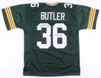 """LeRoy Butler Signed Jersey Inscribed """"Packer H.O.F. 2007"""" (PA COA) at PristineAuction.com"""
