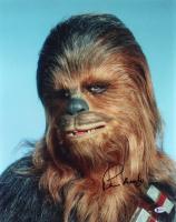 "Peter Mayhew Signed ""Star Wars"" 16x20 Photo (Beckett COA)"