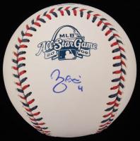 Yadier Molina Signed 2009 All-Star Game Baseball (JSA COA)