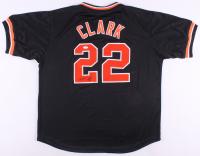 Will Clark Signed San Francisco Giants Jersey (JSA COA)