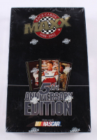 1988-1992 5th Anniversary Maxx Racing Cards Collection Box with (300) Cards