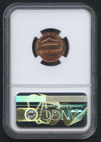 2019-W 1¢ Lincoln Cent - First Day of Issue (NGC MS 69 RD PL) at PristineAuction.com