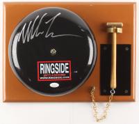 Mike Tyson Signed Authentic Full Size Ringside Boxing Bell (JSA COA)