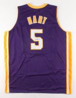Josh Hart Signed Los Angeles Lakers Jersey (JSA COA)