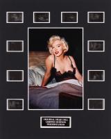 "Marilyn Monroe ""Some Like It Hot"" 8x10 Custom Matted Original Film Cell Display"