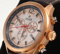 Jules Breting Nostromo Men's Chronograph Watch at PristineAuction.com