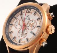 Jules Breting Nostromo Men's Chronograph Watch