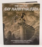 "Ray Harryhausen Signed ""The Art Of Ray Harryhausen"" Hardcover Book (Beckett COA)"