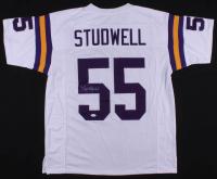 Scott Studwell Signed Minnesota Vikings Jersey (JSA COA)