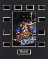 """Star Wars: Episode V – The Empire Strikes Back"" LE 8x10 Custom Matted Original Film Cell Display"