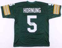 Paul Hornung Signed Green Bay Packers Jersey (JSA COA)