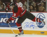 Zach Parise Signed New Jersey Devils 8x10 Photo (Steiner COA)