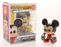 "Bret Iwan Signed & Inscribed Mickey Mouse ""Apprentice Mickey"" Disney #426 Funko Pop! Vinyl Figure (JSA COA) at PristineAuction.com"