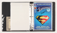 """LE Set of (5) """"The Adventures of Superman"""" Collection DC Comic Books Signed by (5) with Brett Breeding, Jackson Guice, Jon Bogdanove, Tom Grummett, & Dan Jurgens (Dynamic Forces COA) at PristineAuction.com"""