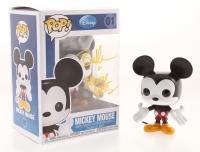 Bret Iwan Signed & Inscribed Mickey Mouse Disney #1 Funko Pop! Vinyl Figure (JSA COA) at PristineAuction.com