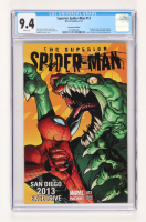"2013 ""The Superior Spider-man"" Issue #13 Marvel Comic Book (CGC 9.4)"