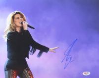Shania Twain Signed 11x14 Photo (PSA COA) at PristineAuction.com