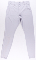 Derek Jeter Game-Used 2008 Yankees Majestic Baseball Pants (Steiner LOA) at PristineAuction.com