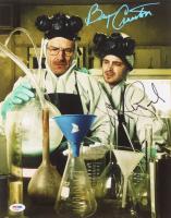 "Bryan Cranston & Aaron Paul Signed ""Breaking Bad"" 11x14 Photo (PSA COA)"