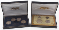 Lot of (2) Coin Collections with (1) San Francisco Mint Coin Collection & (1) American Half-Dollar Collection
