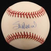 Stan Musial Signed ONL Baseball (PSA COA)