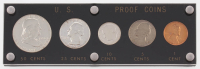 1956 United States Mint Proof Set with (5) Coins