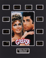 """Grease"" LE 8x10 Custom Matted Original Film / Movie Cell Display"