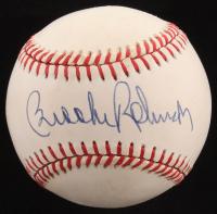 Brooks Robinson Signed OAL Baseball (PSA COA)