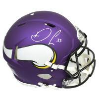 Dalvin Cook Signed Minnesota Vikings Full-Size Helmet (JSA COA)