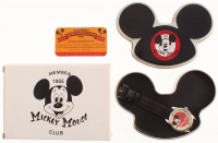 Vintage 1955 Disney Mickey Mouse Club Watch