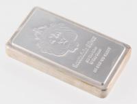 10 Troy Ounce .999 Fine Silver Scottsdale Silver Bullion Bar