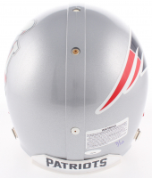 """Tom Brady Signed LE New England Patriots Super Bowl LI Full-Size Authentic On-Field Helmet Inscribed """"5x SB Champ"""" & """"Let's Go!"""" (TriStar Hologram) at PristineAuction.com"""