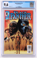 "1999 ""Black Panther"" Volume #2 Issue #5 Marvel Comic Book (CGC 9.6)"