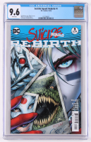 "2016 ""Suicide Squad Rebirth"" Issue #1 DC Comic Book (CGC 9.6)"
