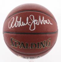 Kareem Abdul-Jabbar Signed NBA Basketball (Schwartz COA)