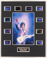 """Purple Rain"" LE 8x10 Custom Matted Original Film / Movie Cell Display"