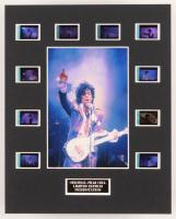 """Purple Rain"" LE 8x10 Custom Matted Original Film / Movie Cell Display"