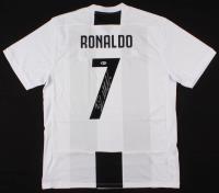 Cristiano Ronaldo Signed Juventus F.C. Jersey (Beckett COA)