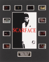 """Scarface"" LE 8x10 Custom Matted Original Film / Movie Cell Display"