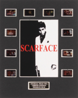 """""""Scarface"""" LE 8x10 Custom Matted Original Film / Movie Cell Display"""