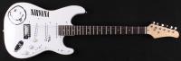 Dave Grohl Signed Fender Nirvavna Electric Guitar (Beckett COA)