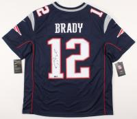 Tom Brady Signed Patriots Jersey (TriStar Hologram)