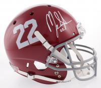 Mark Ingram Signed Alabama Crimson Tide Full-Size Helmet (Radtke COA)