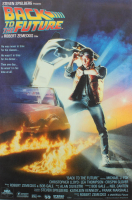 """Back to The Future"" 24x36 Movie Poster at PristineAuction.com"