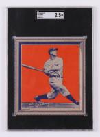 1935 Wheaties Lou Gehrig Cut (SGC (2.5)