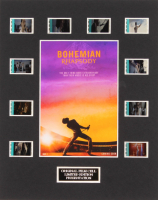 """""""Bohemian Rhapsody"""" LE 8x10 Custom Matted Original Film / Movie Cell Display at PristineAuction.com"""