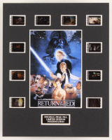 """Star Wars: Episode VI – Return of the Jedi"" LE 8x10 Custom Matted Original Film / Movie Cell Display"