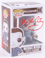 James Jude Courtney Signed Michael Myers #03 Funko Pop! Vinyl Figure (PA COA) at PristineAuction.com