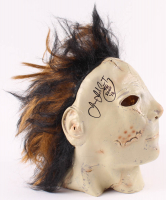 """James Jude Courtney Signed Full-Size Michael Myers Mask Inscribed """"The Shape '18"""" (PA COA) at PristineAuction.com"""